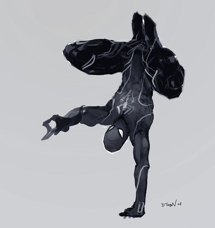 westcoastavengers:  Spider Man by David Tran