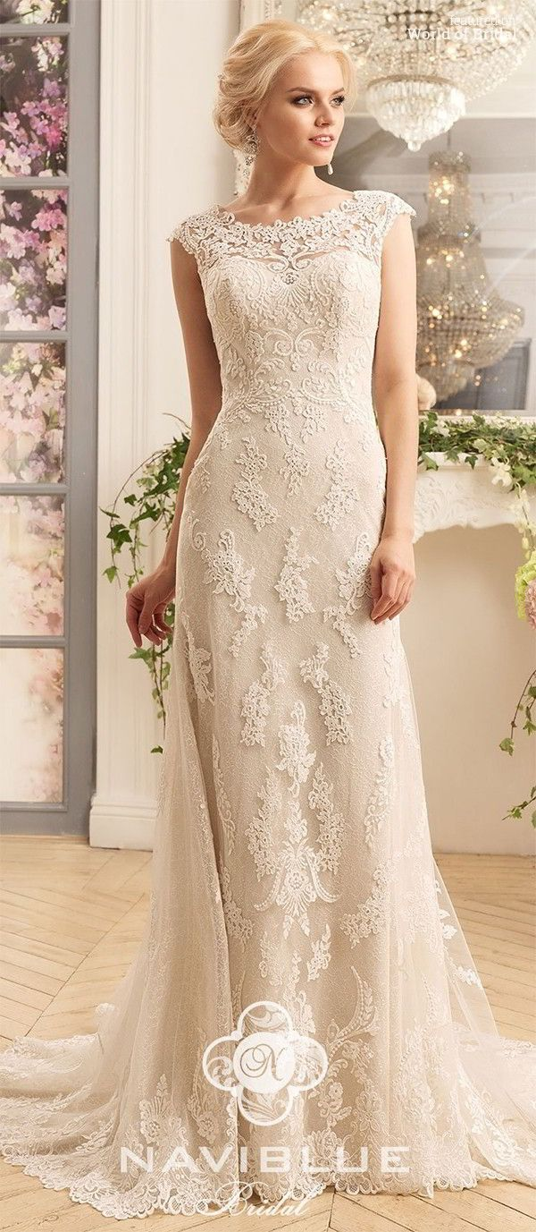 1000  ideas about Ivory Wedding Dresses on Pinterest - Wedding ...