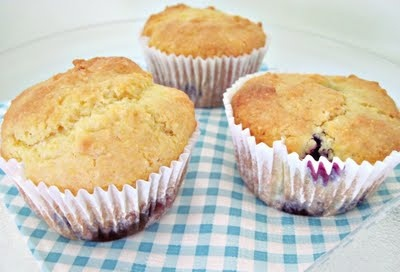 how to make jiffy blueberry muffins moist