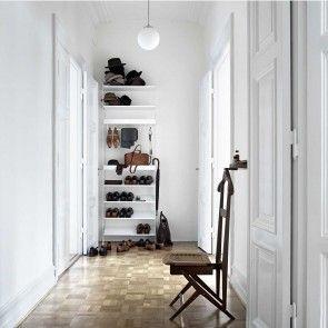 Metal Shoe Shelf String 58x30cm 1-pack wit | Musthaves verzendt gratis