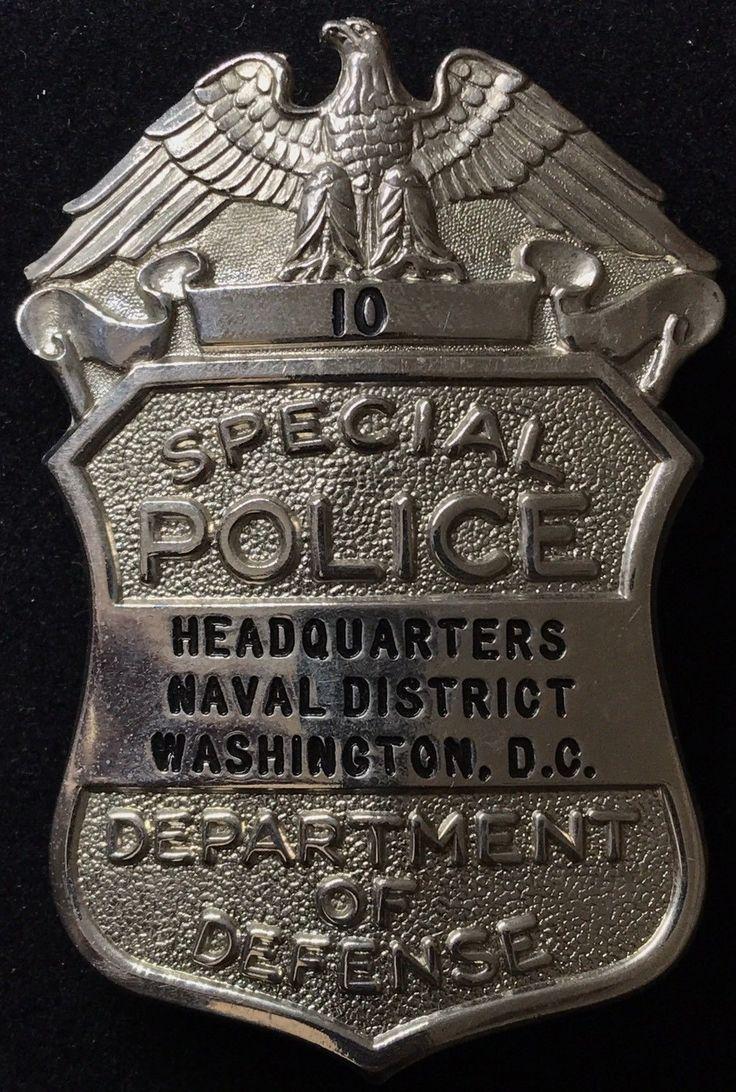 Police cap badges ga rel hat badges page 1 garel - Special Police Headquarters Naval District Washington Dc Department Of Defense