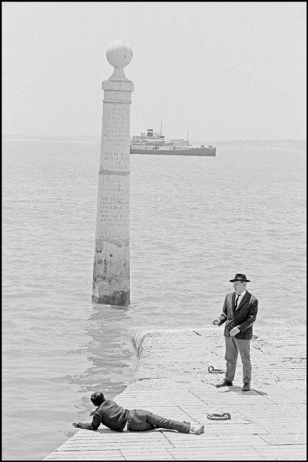 © Bruno Barbey/Magnum Photos Portugal, 1964.