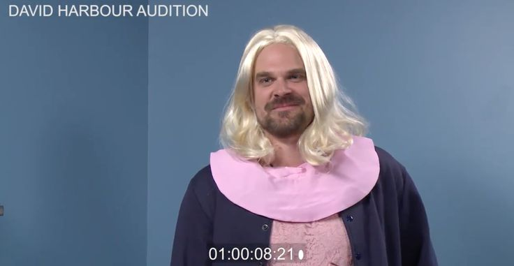 David Harbour proves once again he throws the greatest punches since Indiana Jones. Check out thebehind the scenesvideo in which he slugs the casting director during his audition for the role of …