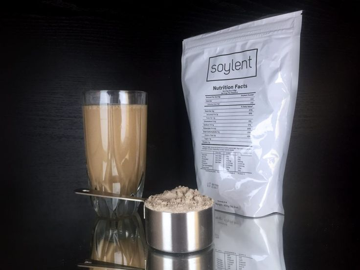 Soylent drink - lose belly fat, weight loss