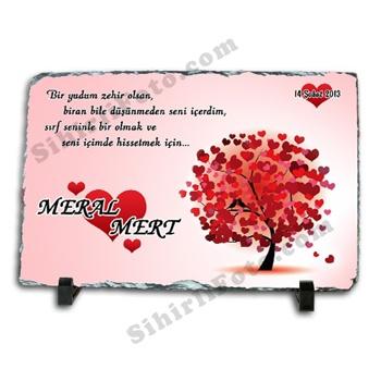 Sevgililer Günü için Sevgi Ağacı Taşfoto  http://www.sihirlifoto.com/Sevgililer-Gunu-icin-Sevgi-Agaci-Tasfoto,PR875,1.html