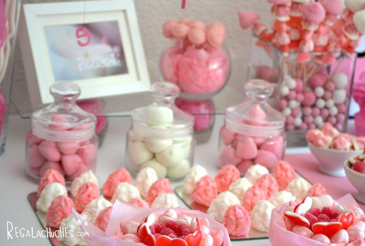 Candy bar chuches para regalar en aniversarios - Chuches para bautizo ...