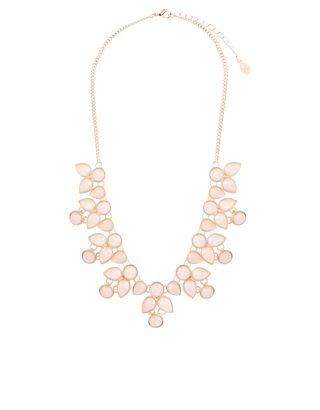 Penelope Resin Round Necklace