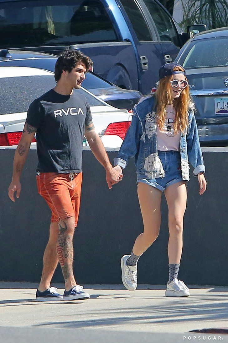 tyler posey dating status Well, this settles it bella thorne is not dating tyler posey while pictures might say a thousand words, the scream actress is quashing the rumors in 180 characters.