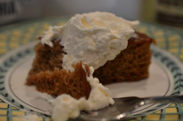 Weight Watcher S Applesauce Sour Cream Coffee Cake Coffee Cake Sour Cream Coffee Cake Cream Recipes
