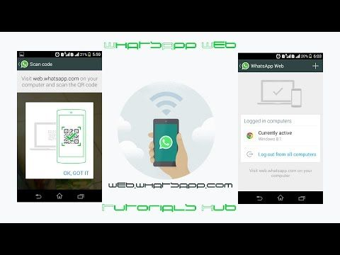 This Tutorial Show you How to use Whatsapp Web and Set it Up  For the first time, millions of you will have the ability to use WhatsApp on your web browser. Whatsapp web client is simply an extension of your phone: the web browser mirrors conversations and messages from your mobile device — this means all of your messages still live on your phone.