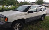 Used 1996 Jeep Grand Cherokee for Sale ($3,850) at Orlando, FL