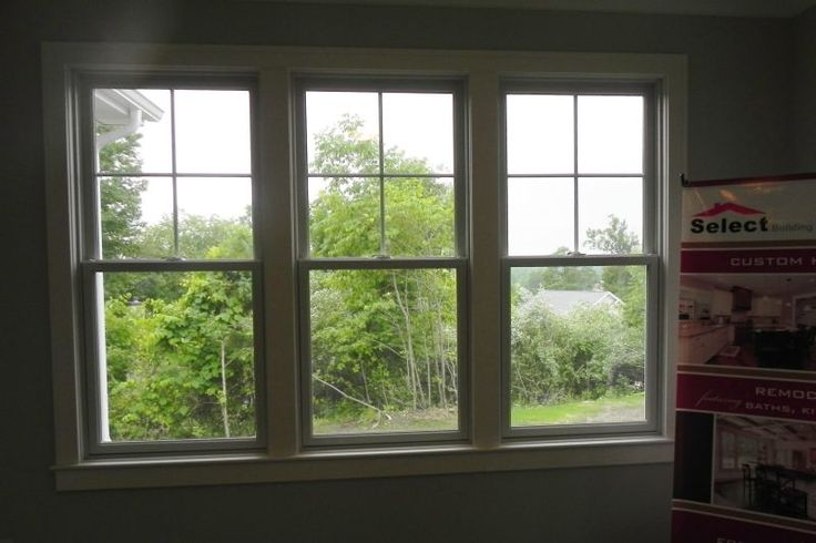 The 25 best double hung windows ideas on pinterest for Window treatments for double hung windows