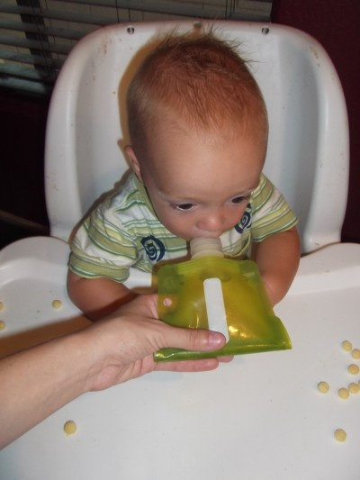 How Long Need Baby Eat Pureed Food