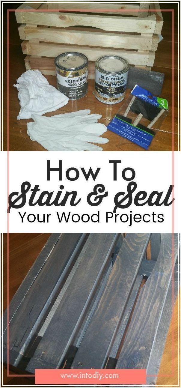 How to seal poplar wood