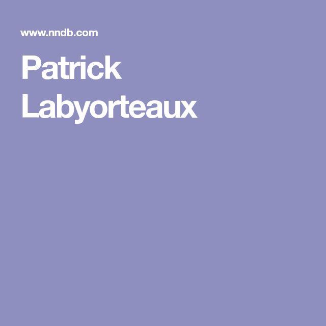 Patrick Labyorteaux
