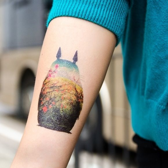 1000 images about kawaii tattoos on pinterest my little for Painless permanent tattoos