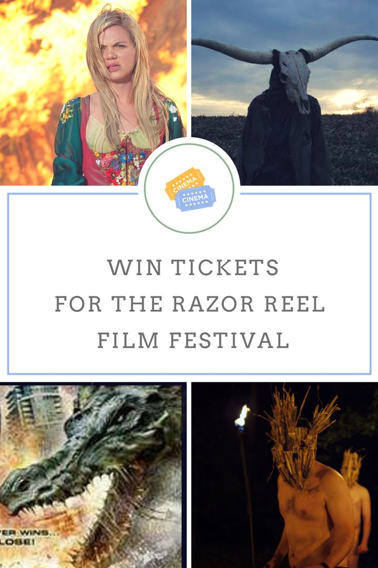 Win film tickets for the Razor Reel Fantastic Film Festival in Bruges, Belgium. Includes film tickets for the movies The Divide, Bereavement, Mega Shark vs. Crocosaurus, The Wicker Tree, Kill List, and The Howling Reborn. Click here to see the movie trailers of these movies of the Razor Reel Fantastic Film Festival http://www.celluloiddiaries.com/2011/10/win-tickets-for-razor-reel-fantastic.html