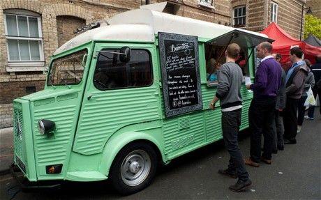 London street food: London's best street food stalls