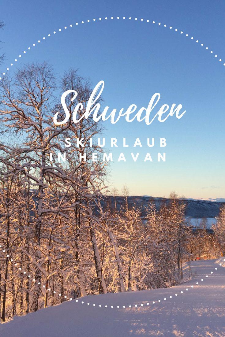 Skiurlaub in Schweden mit Kind  – Eine Alternative zu Österreich und der Schweiz? Hemavan Schweden #Schweden #Ski #Skiurlaub #Hemavan #Nordlichter #AuroraBorealis