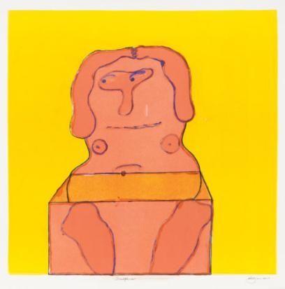 Robert Hodgins Sculpture 2013-06 / SW / 24.640 ZAR