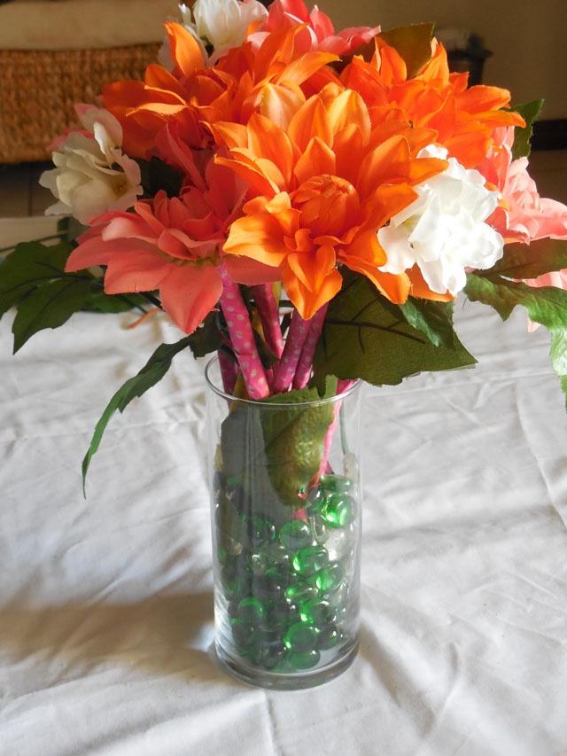 images about Flower decor Faux flower