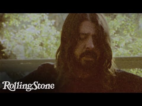 Foo Fighters Exclusive: Dave Grohl Performs 'Something From Nothing' Acoustic - YouTube