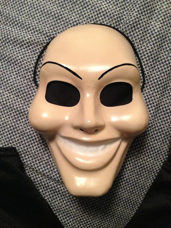 the purge masks