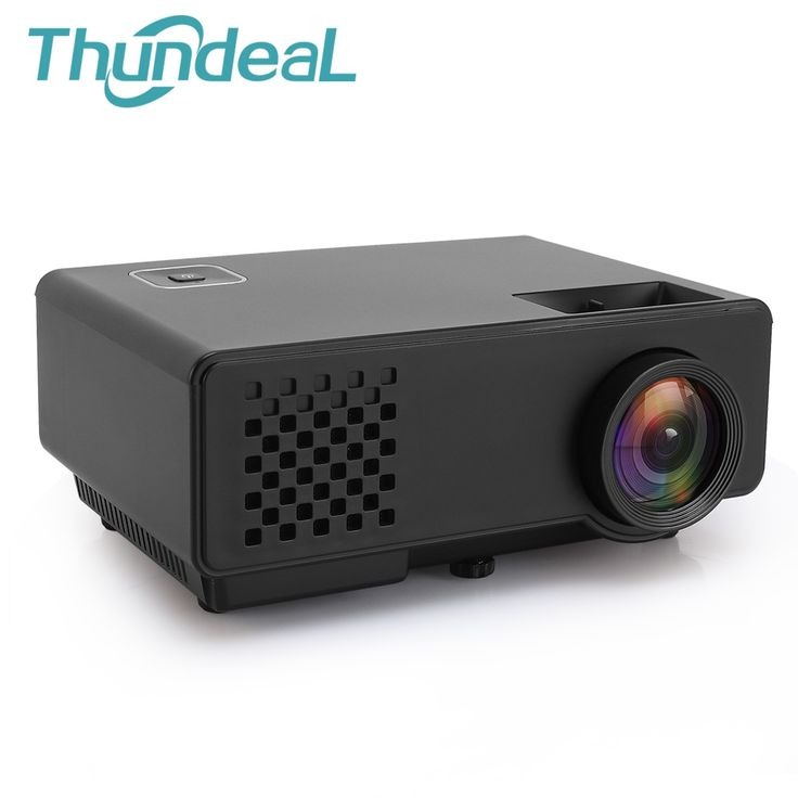 68.16$  Watch here - http://alitfa.shopchina.info/go.php?t=32794155714 - ThundeaL RD810 Mini Projector 1000Lumen 800X480 Portable Proyector Beamer For Video Game TV Home Theatre 3D Movie HDMI VGA USB  #magazine