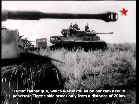 Kursk Battle : WATCH: ISU-152 With Massive 152.4 mm Howitzer - https://www.warhistoryonline.com/whotube-2/watch-isu-152-with-massive-152-4-mm-howitzer.html