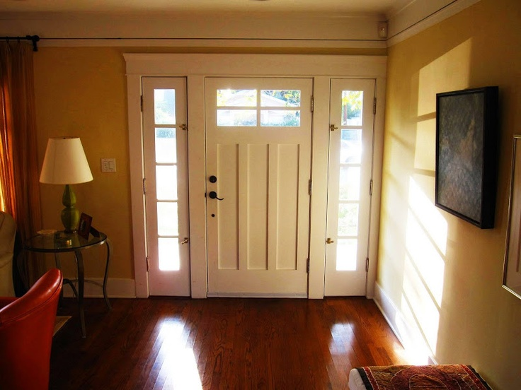 Cottage Door With Sidelights: 1000+ Images About Entry On Pinterest