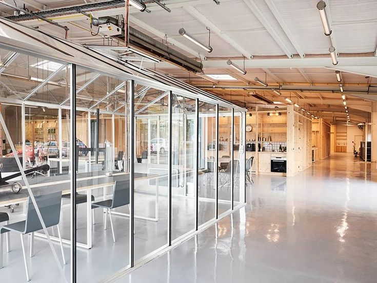 Pin By Momcilodosen On Ent Architecture Warehouse Conversion Office Building