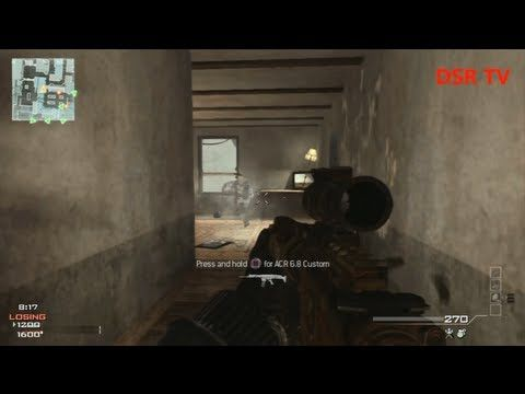 DSR TV DJMeng MW3 let's play EP 06