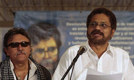 Farc rebels and Colombian government reach deal over political participation