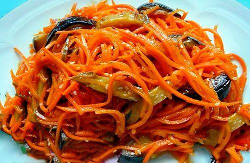 Очень вкусные, пряные, острыекорейские салаты!Эти очень вкусные салаты понравится любителям острен