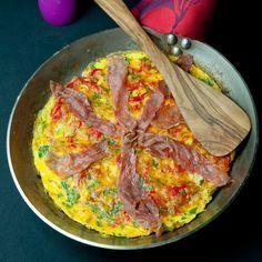 Découvrez la recette piperade   sur cuisineactuelle.fr.