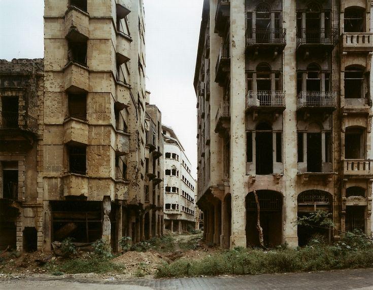 "Gabriele Basilico ""Beirut 1991 - 2003"""