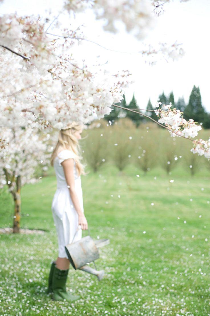 ♕ springtime