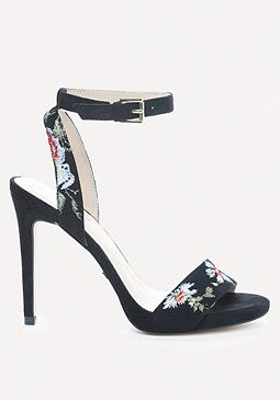 Embroidered High Heel Sandals from Bebe R890,00