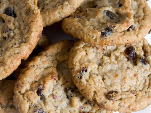 Applesauce Oatmeal Raisin Cookies Recipe on Yummly. @yummly #recipe
