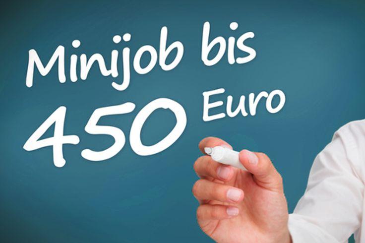 Bewerbung MInijob 450 Euro Muster Vorlage Beispiel