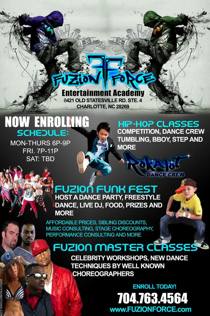 Fuzion Force Entertainment Academy