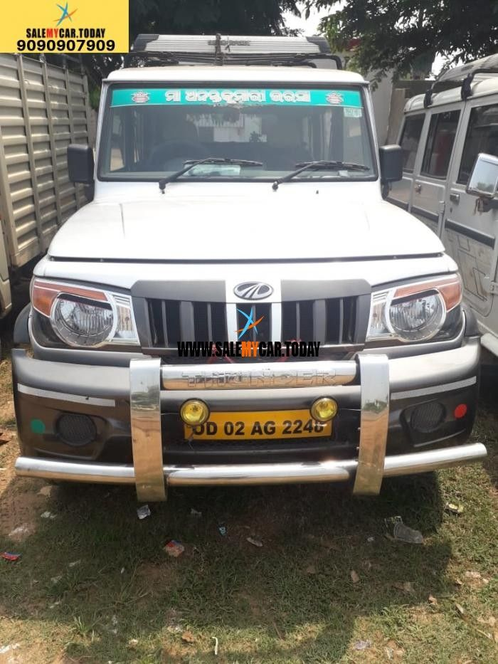 Salemycar Today Used Bolero Plus For Sale In Bhubaneswar Salemycar Salemybike Salemymachine Car Used Cars Online Used Construction Equipment Cars For Sale