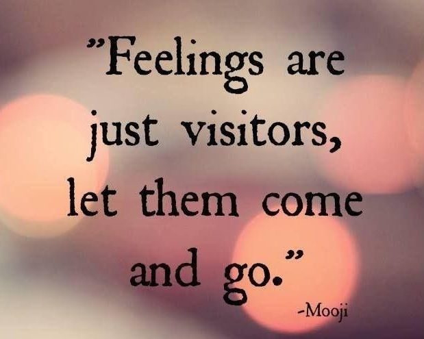 """SEED OF EMOTIONAL MASTERY ~ """"Feelings by themselves do not create problems. It is rather the tendency to interpret and analyze them. When out of habit you believe those interpretations, it is there that the suffering begins."""" ~ Mooji"""