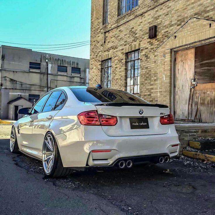 BMW F80 M3 white http://www.bmw.com http://krro.com.mx/