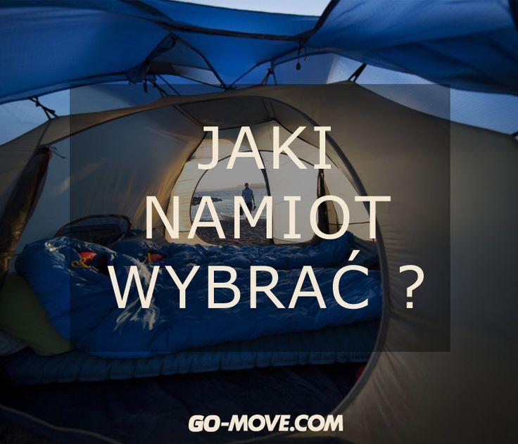 Pomagamy w wyborze idealnego namiotu na wycieczkę.