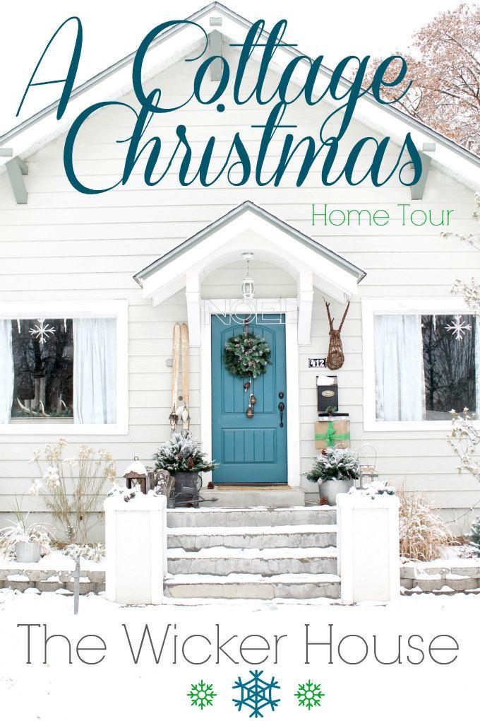 A Cottage Christmas Home Tour 2016