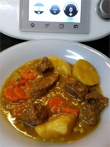 Thermomix stofing