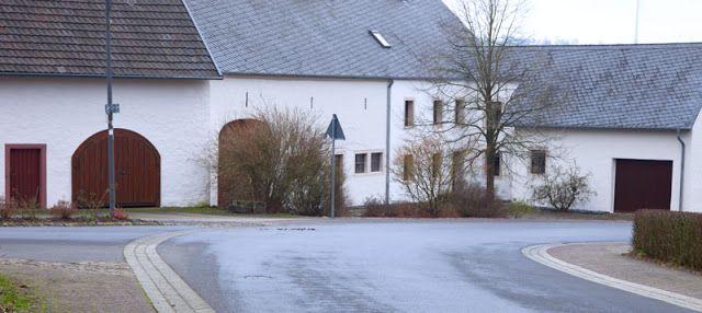 Typische Architektur in der Eifel. http://mein-dolcevita.blogspot.de