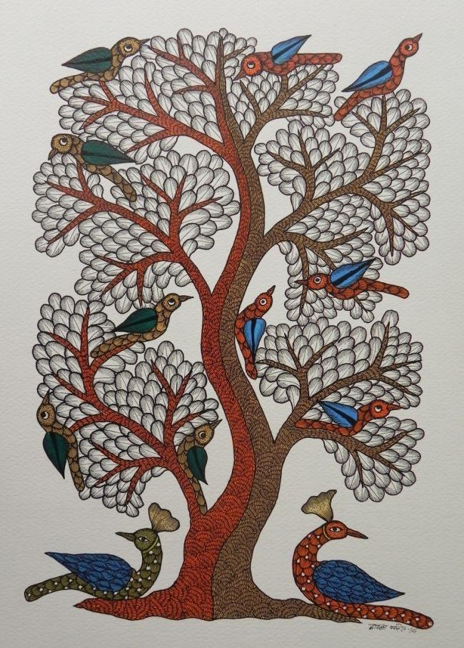 Gond art Maharashtra