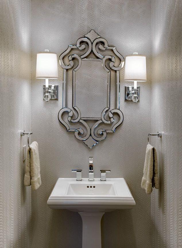 25 Best Ideas About Powder Room Design On Pinterest